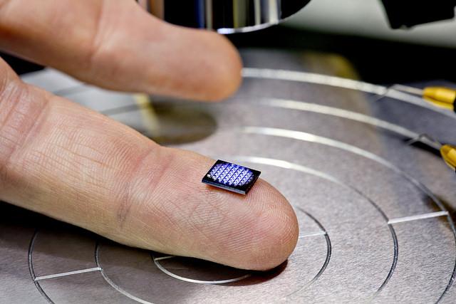 Världens minsta dator