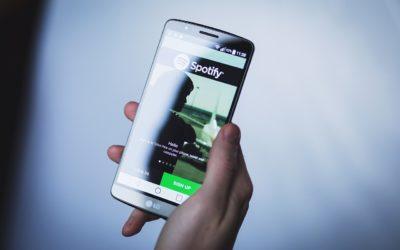 Spotify i Apple watch