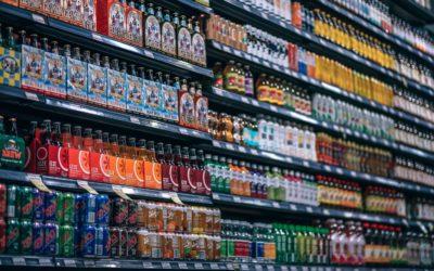 Plasthyllor i butiker ersätts med socker och majs