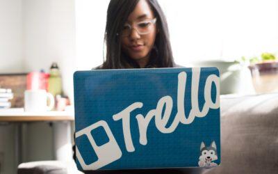 Maxad produktivitet med Trello
